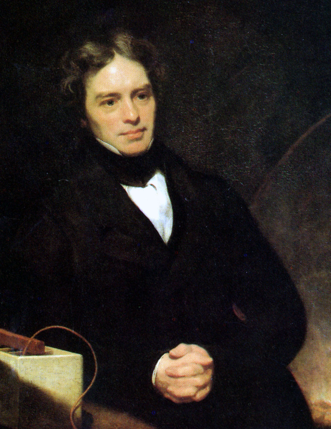 Michael Faraday, renowned scientist and Glasite