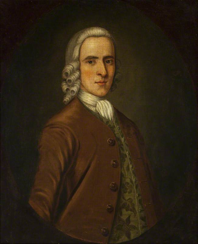 Robert Sandeman, brother-in-law of John Glas, and missionary to America